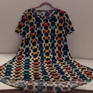 🍃🌹 LuLaRoe - Carly 'Disney Series' Dress 🍃